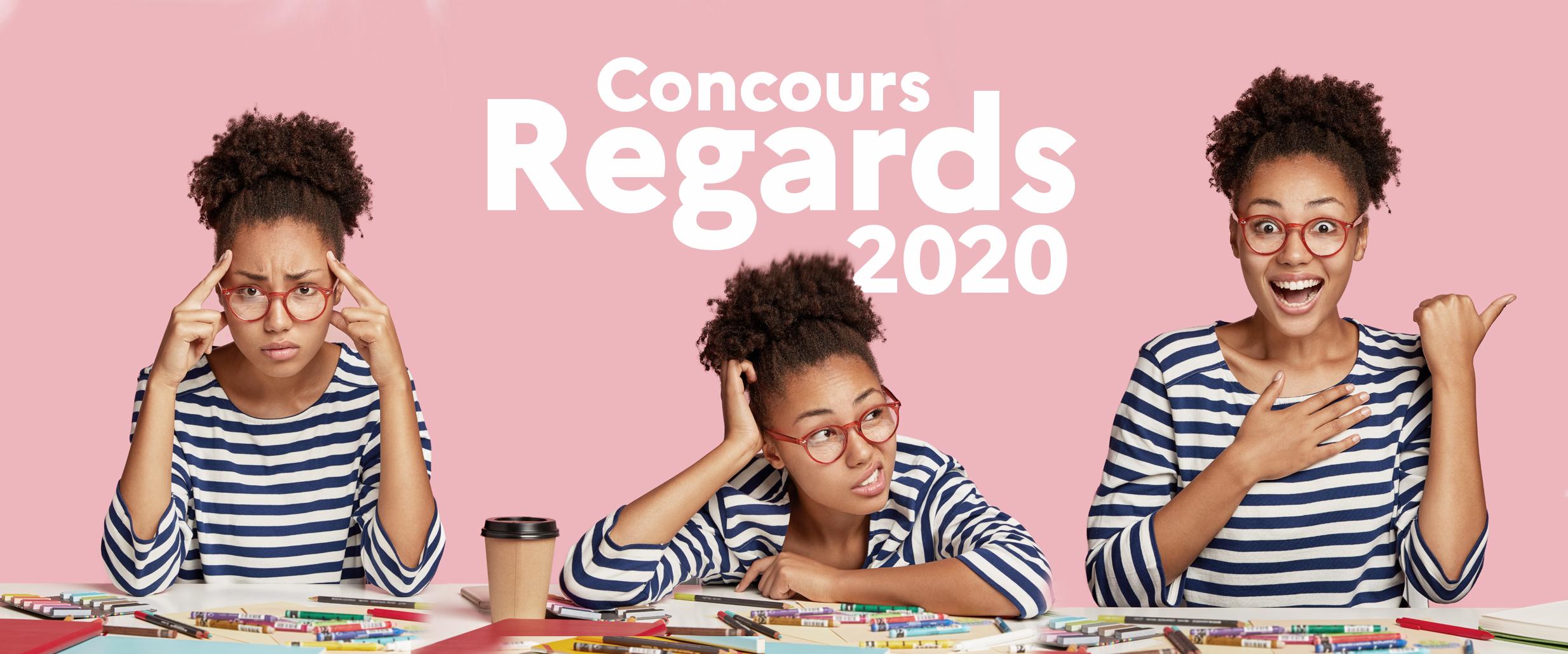 Concours Regards 2020 : Je vote !