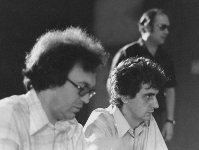 Jean-Louis Jam / Michel Freydefont / Pierre Lagueunière